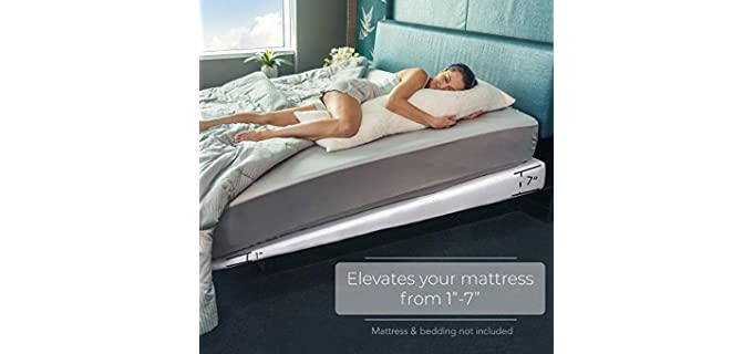 Avana Queen - Under Mattress Elevator for Sleep Apnea