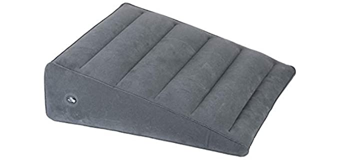 WEY&FLY Inflatable - Mattress Wedge for Acid Reflux