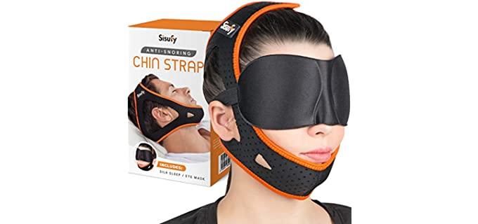 Sisufy Ultra Soft - Chin Strap