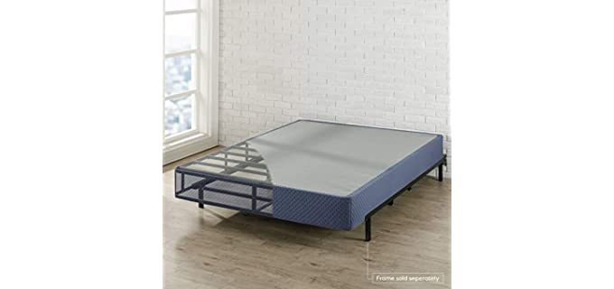 Best Price Mattress High Profile - Queen Box Spring