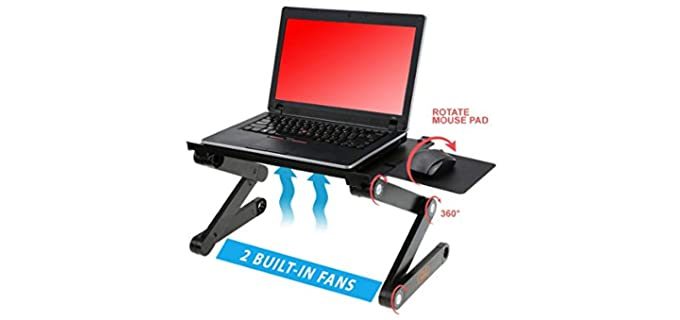 Desk York Adjustable - Laptop Stand