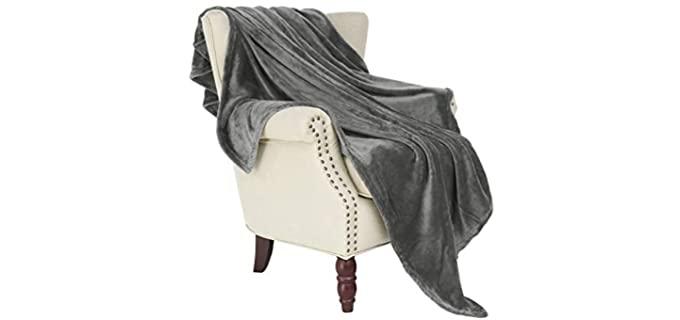 Exclusivo Mezcla Flannel Fleece - Best Velvet Throw Blankets