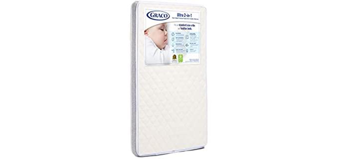 Graco Dual-Sided - Premium Toddler Mattress