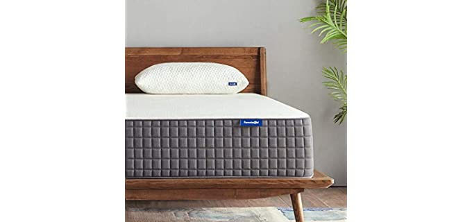 Sweetnight Store Luxury Breeze - Memory Foam Mattress