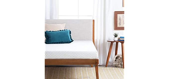 Linenspa Store Gel-Infused - Firm Support Mattress