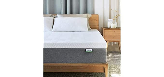 Novilla Store Cooling Gel - Memory Foam Mattress