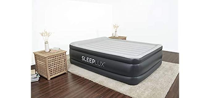 SleepLux Raised - Air Mattress