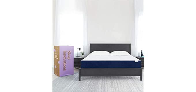 Sleep Innovations Marley - Gel Memory Foam Mattress
