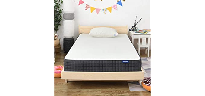 Sweetnight Breeze Twin - Memory Foam Mattress