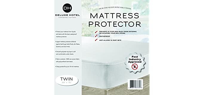 CrystalTowels Ultimate - Waterproof Mattress Protector