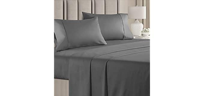 CGK Unlimited King - Dark Grey Best Cotton Sheets
