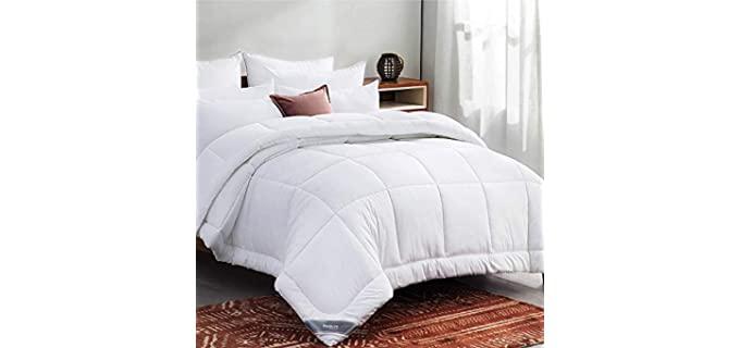 Bedsure Queen - Lightweight Best Duvet Comforters