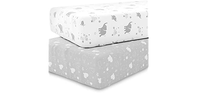 Kids N Such Cute - Soft Best Crib Sheets