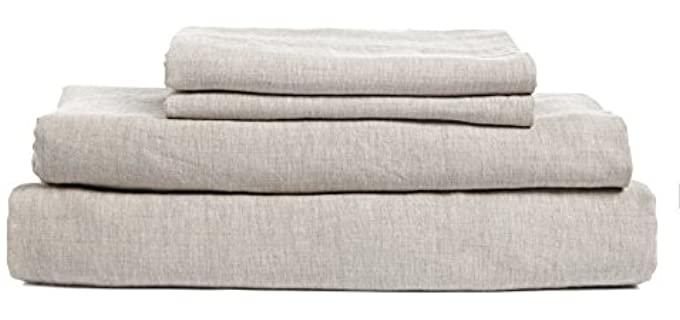 Dapu Queen - Best Natural Linen Sheets