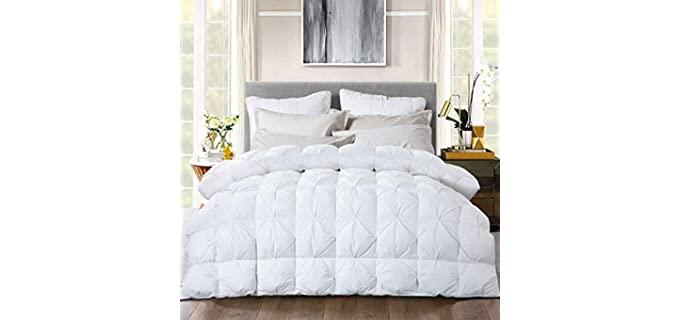 Royalay Queen - Pleat Design Best Duvet Comforters
