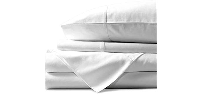 Mayfair King - Sateen Weave Best Cotton Sheets