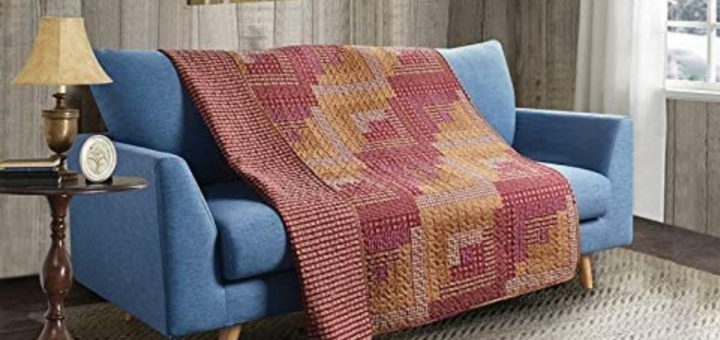 Quilted Throw Blankets