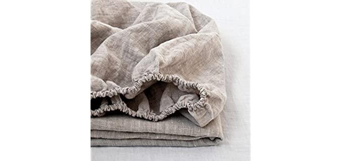 Pandatex Queen - French Best Linen Sheets