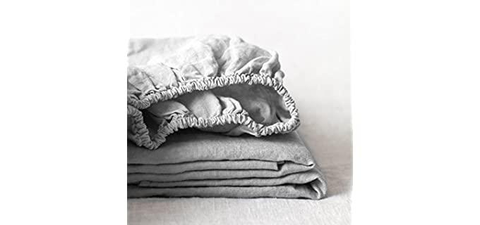 Simple & Opulence Queen - Belgian Best Linen Sheets