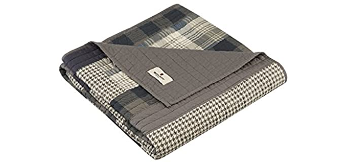Woolrich Winter - Luxury Quilted Throw Blankets