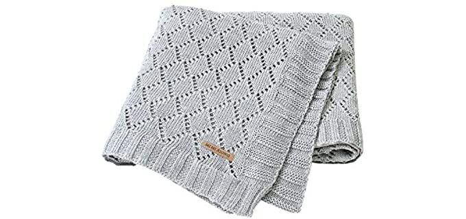 Mimixiong Cellular - Acrylic Baby Blankets