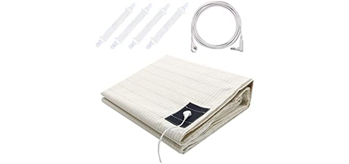 SkySp Cotton - Earthing and Grounding Sheet