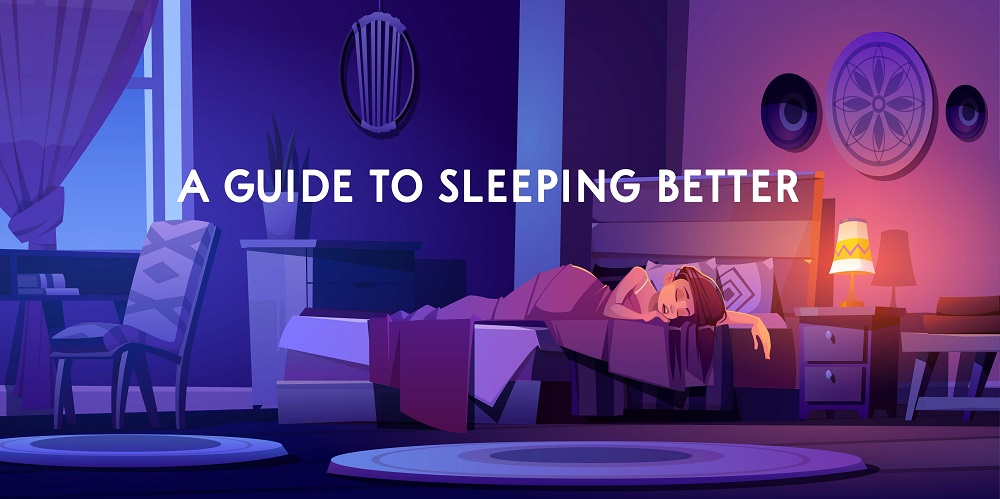 a guide to sleeping better