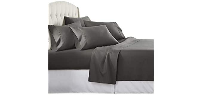 Danjor Linens Luxurious - California King Bed Sheets