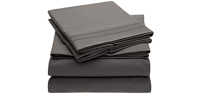 Mellanni 4-Piece - Bed Sheets