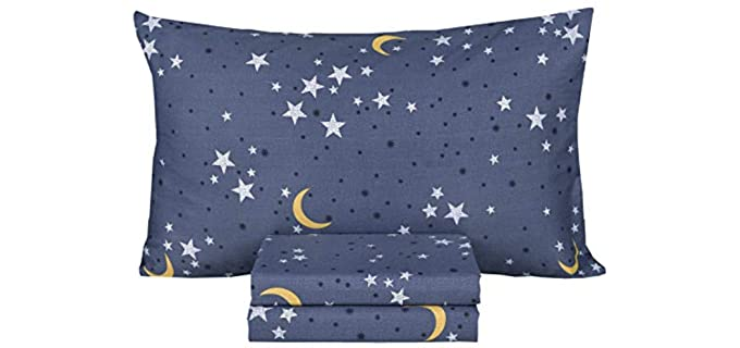 Scientific Sleep Full-sized - Infant Bed Sheets
