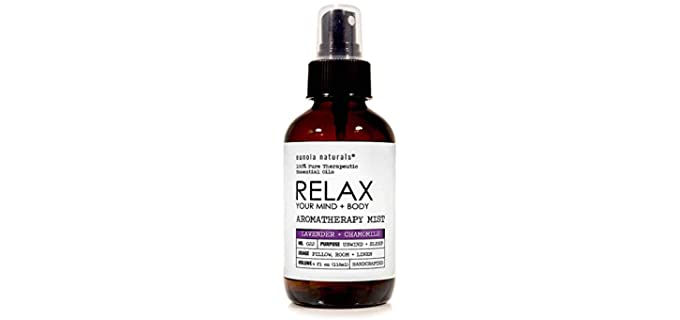 Eunoia Naturals Bedtime - Lavender Sleep Sprays