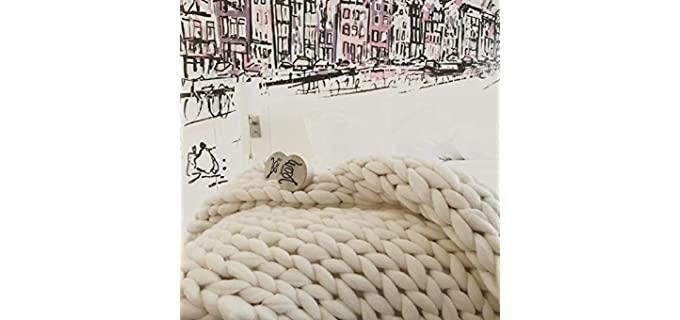 Dirunen Heavy - Knit Blanket