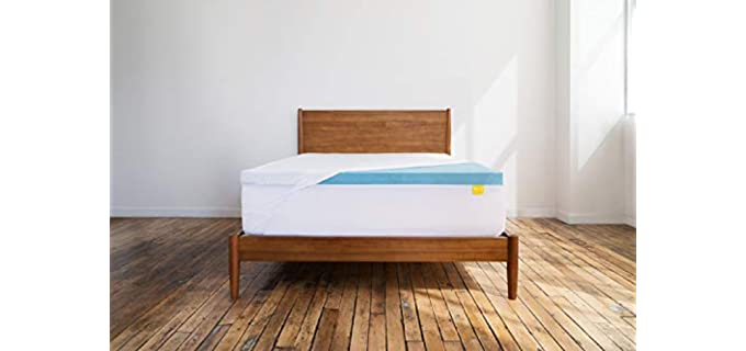 Revel All Climate - Temperature Regulating Firm Mattress Topper