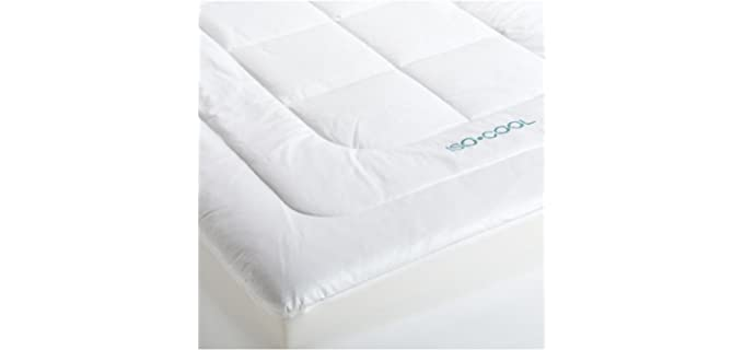 Sleep Better Luxurious - Soft Fill Memory Foam Mattress Topper