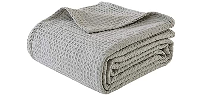 PHF Cotton - Waffle Weave Summer Blanket