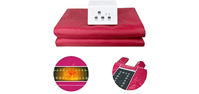 Carejoy Free Design - Infrared Sauna Blanket
