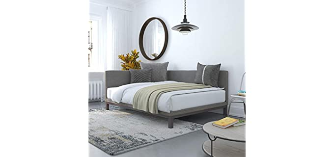 DHP Full-Size - Upholstered Daybed For Adults