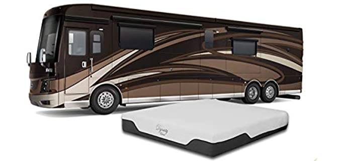 Dynasty Mattress Queen RV - Mattress For Campervan