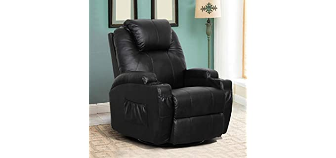 Esright Lounging - Massage Recliner Chair