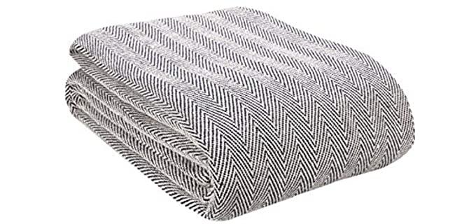 GLAMBURG  Thermal - Relaxing King Blanket