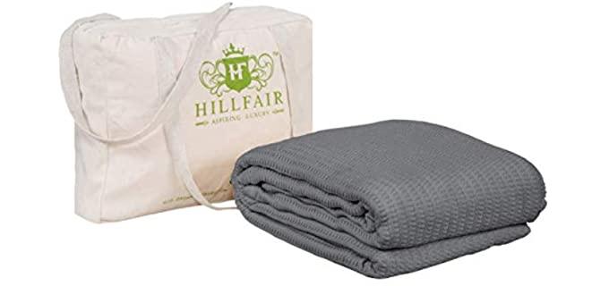 HILLFAIR  Queen - All-Season Blanket