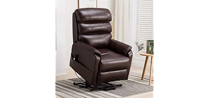 Irene House Electric Power - Recliner For Sleeping