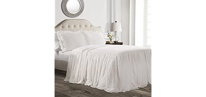 Lush Decor Queen - Farmhouse  Luxury Bedspread
