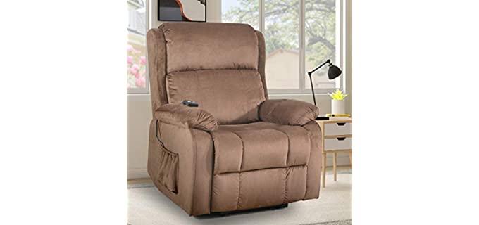 Merax Remote Control - Recliner Chair
