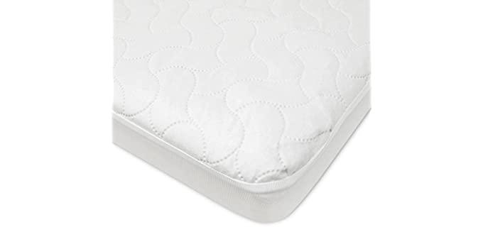 American Baby Company Mini Crib - Best Rated Waterproof Mattress Pad