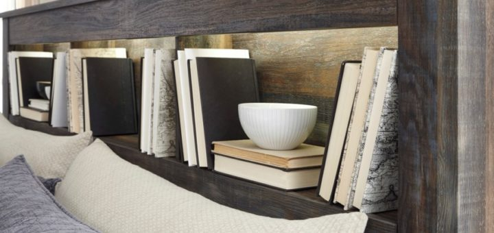 Bookcase Bed Headboards