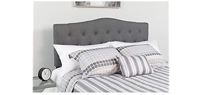 Flash Furniture Queen - Cambridge Tufted Upholstered Headboard