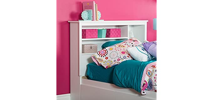 South Shore Particleboard - Bed Headboards District Bookcase