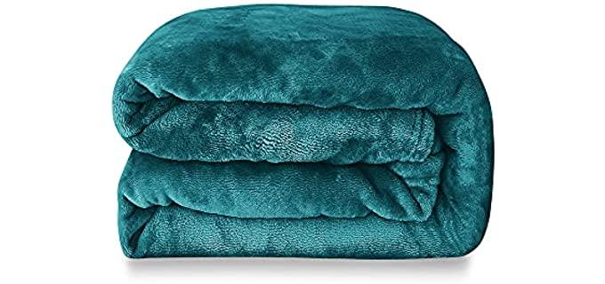 Belleville Flannel - Fleece Blanket