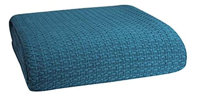 Elvana 100% - Cotton Blanket